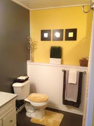 Yellow Bathroom Bathrooms Yellow Bathroom Decor Ideas With Design Pictures 2017