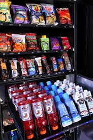 Healthier Vending Machines Delectable Healthy Vending Machine Stock Tips Healthier 48U Vending
