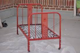 antique iron bed frames. Perfect Antique Antique Bed Frame Throughout Iron Frames E
