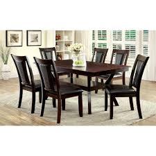 7 piece black dining room set. Dining Room Large-size Kitchen Sets Wayfair Ferraro 7 Piece Set. Black Set