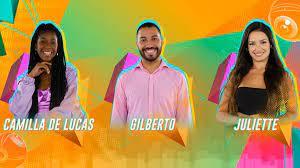 Enquete BBB 21: parcial aponta que Gilberto deve ser eliminado neste  domingo, mas votação segue indefinida   Big Brother Brasil