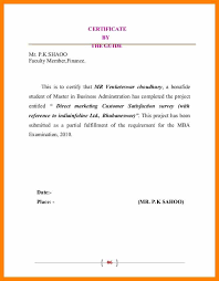 7 Certificate Of Discrepancy Sample Handyman Resume