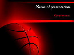 Basketball Powerpoint Template Download Free Basketball Powerpoint Template For Presentation 7