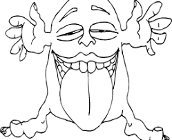 Small Picture Birthday Monster Colouring Pages Monster Coloring Pages In Cartoon