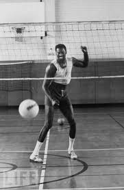 Is Wilt Chamberlain Really in the Volleyball Hall of Fame?
