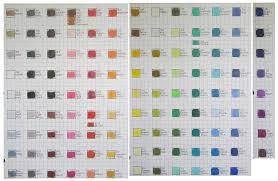 Caran D Ache Pablo Color Chart Caran Dache Pablo Color Chart By Josephine9606 On