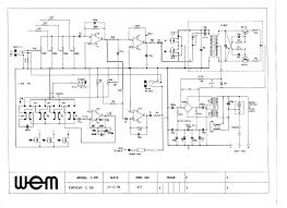 wem copicat ic 300 schematic schematic wiring diagram