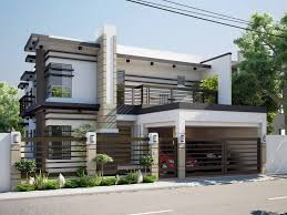 Simple Elegant Modern House