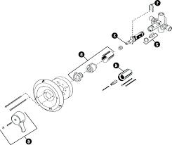 moen shower mixing valve