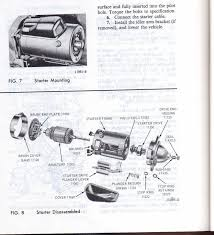 starter's imponderables, 1972 & thereabouts ranchero us Ford Starter Wiring Connection below wiring diagram, positive engagement type note use of the starter relay, usually called \