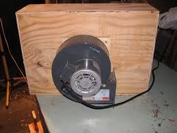 ideas garage exhaust fan