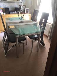 glass extendable dining table gumtree beautiful tempered glass dining room extendable table and 4 chairs