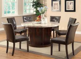 dining room  enrapture round dining table for  persons