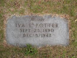 Iva Lillian Matthews Potter (1890-1942) - Find A Grave Memorial