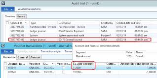Modify And Edit Main Accounts In Microsoft Dynamics Ax 2012