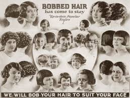 1920s Hair Style 1920s hairstyles the bobbed hair phenomenon of 1924 glamourdaze 5344 by wearticles.com