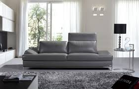 Casa Sofas Vig Furniture Divani Casa Modern Black And