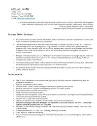 Building Maintenance Engineer Resume Sample Best Of Sample Building Maintenance Resume Facility Maintenance Resume
