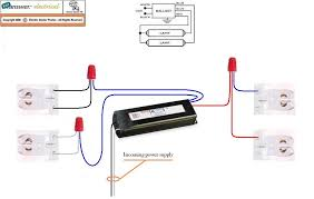 fluorescent light ballast wiring diagram wiring diagram and fluorescent light wiring diagram for ballast