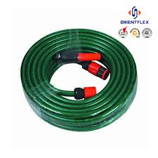china supplier pvc garden water hose high pressure bulk flat braided pipe china pvc hose garden hoses