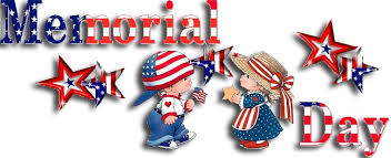 Image result for memorial day no school clipart