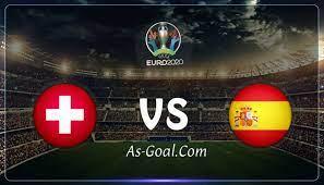 """نتيجة مباراة إسبانيا وسويسرا في كأس الأمم الأوروبية """"يورو 2020"""""""