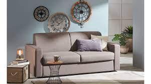 Superiore 6 divano letto, contenitore conforama. Divano Letto 3 Posti Iron Conforama