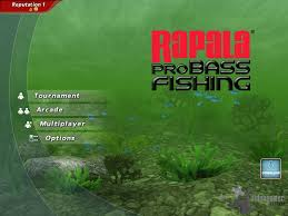 Download Free Games Latest Fishing Mania 2015 - Rapala Pro Bass Fishing