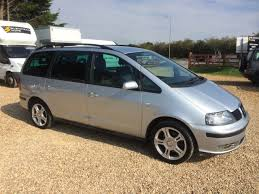 Used Seat Alhambra 19 tdi pd stylance 7 seat 130 ps 5dr fsh cam ...