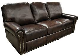 Sofas Center  Reclining Leather Sofas Made In Usareclining Sofa - All leather sofa sets