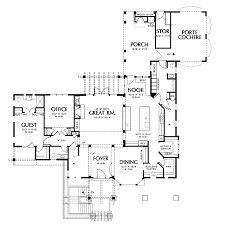 Yukon Harbor Vacation Home Plan 011S0066  House Plans And MoreVacation Home Floor Plans