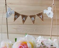 Burlap Banner Misc  We Are Family CraftsBaby Shower Burlap Banner