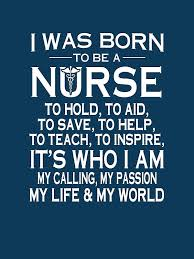 Nurse Quotes Mesmerizing Nurse Quotes On Twitter I Was Born To Be A Nurse NurseLife