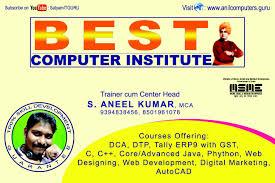 Web Designers In Rajahmundry Top Computer Training Institutes For Web Development In