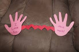 I Love You Crafts I Love Youthis Much A Valentines Day Craft For Kids Tiffs