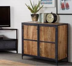 industrial style living room furniture. Image Is Loading Industrial-style-sideboard-Indian-Living-Room-Furniture -metal- Industrial Style Living Room Furniture