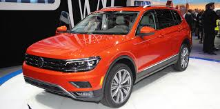 2018 volkswagen tiguan lwb. simple lwb 2018 volkswagen tiguan allspace revealed in detroit sevenseat suv here  next year with volkswagen tiguan lwb