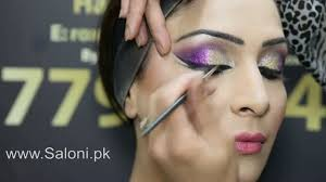 video tutorial bridal makeup and hair style saloni health beauty supply the unmon beauty