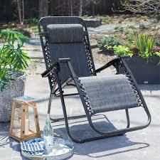outdoor garden camping metal chair
