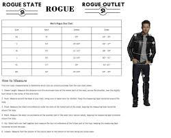 Los Angeles Apparel Size Chart Rogue State Size Chart Rogue State Los Angeles