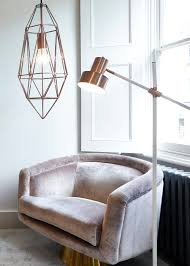 copper pendant lighting. Cristal Copper Pendant Light (H136cm-60cm X W20cm) Lighting