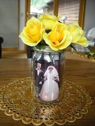 Table Decorations Using Mason Jars Wedding Table Decorations Using Mason Jars Elegant 100th Wedding 47