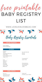 Pregnancy Registry Checklist – Handtype