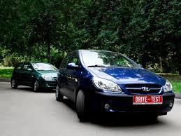 <b>Hyundai</b> Getz против <b>Hyundai</b> Getz. Тест-драйв <b>hyundai</b> getz ...