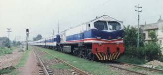 Image result for khyber mail pakistani train