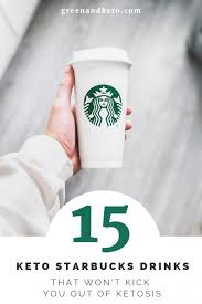 There is no manual for ordering at starbucks. 15 Best Keto Drinks At Starbucks Your Guide To Low Carb Starbucks Drinks Green And Keto