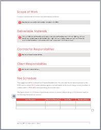 Microsoft Proposal Templates Magnificent Project Proposal Template Word 48 Proposal In Microsoft Word