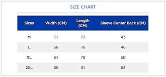 Size Chart Gildan Softstyle Unisex T Shirt One Riff