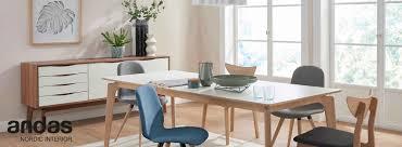 Andas Die Neue Marke Für Skandinavische Möbel
