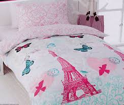 PARIS Pink Eiffel Tower Single/Twin Size Quilt Cover Set New ... & PARIS Pink Eiffel Tower Single/Twin Size Quilt Cover Set New Adamdwight.com